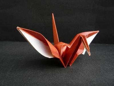 折り紙の 鶴の折り紙の折り方 : tachiorigami.blog.so-net.ne.jp